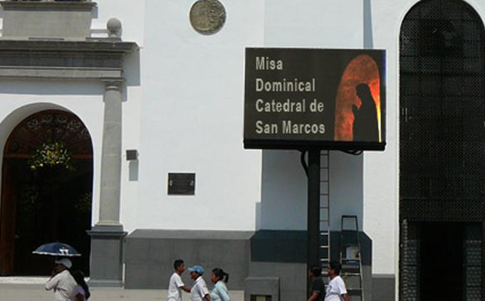 Catedral Tuxtla